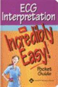 image of ECG Interpretation: An Incredibly Visual! Pocket Guide