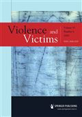 image of Violence and Victims