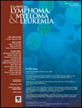 image of Clinical Lymphoma, Myeloma & Leukemia