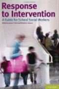 image of Response to Intervention: A Guide for School Social Workers