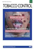image of Tobacco Control