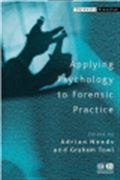 image of Applying Psychology to Forensic Practice