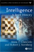 image of Intelligence: A Brief History