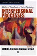 image of Blackwell Handbook of Social Psychology: Interpersonal Processes