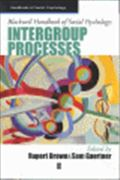 image of Blackwell Handbook of Social Psychology: Intergroup Processes