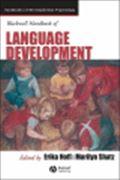 image of Blackwell Handbook of Language Development