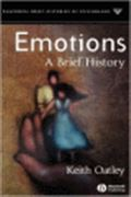 image of Emotions: A Brief History