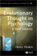 image of Evolutionary Thought in Psychology: A Brief History