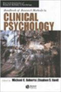 image of Handbook of Research Methods in Clinical Psychology