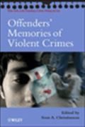 image of Offenders' Memories of Violent Crimes