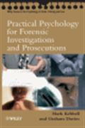 image of Practical Psychology for Forensic Investigationsand Prosecutions