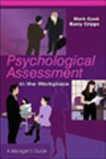 image of Psychological Assessment in the Workplace: A Manager's Guide