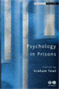 image of Psychology in Prisons
