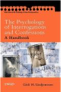 image of Psychology of Interrogations and Confessions, The: A Handbook