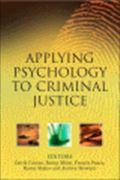 image of Applying Psychology to Criminal Justice