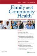 image of Family & Community Health