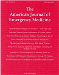 image of American Journal of Emergency Medicine, The