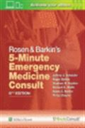 image of Rosen & Barkin's 5-Minute Emergency Medicine Consult
