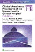 image of Clinical Anesthesia Procedures of the Massachusetts General Hospital