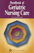 image of Handbook of Geriatric Nursing Care