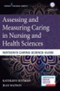 image of Assessing and Measuring Caring in Nursing and Health Science