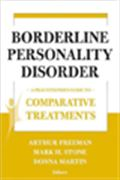 image of Borderline Personality Disorder: A Practitioner's Guide to Comparative Treatments