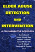image of Elder Abuse Detection and Intervention: A Collaborative Approach