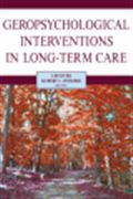 image of Geropsychological Interventions in Long-Term Care