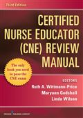 image of Certified Nurse Educator (CNE) Review Manual