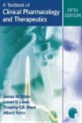 image of Textbook of Clinical Pharmacology and Therapeutics, A