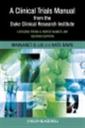 image of Clinical Trials Manual from the Duke Clinical Research Institute, A