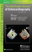 image of Washington Manual of Echocardiography, The