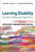 image of Learning Disability and Other Intellectual Impairments: Meeting Needs Throughout Health Services