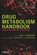 image of Drug Metabolism Handbook: Concepts and Applications