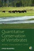 image of Quantitative Conservation of Vertebrates