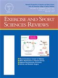 image of Exercise and Sport Sciences Reviews