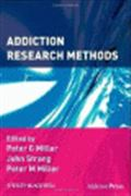 image of Addiction Research Methods