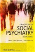 image of Principles of Social Psychiatry