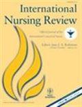 image of International Nursing Review