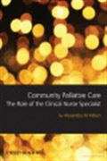 image of Community Palliative Care: The Role of the Clinical Nurse Specialist