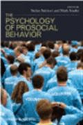 image of Psychology of Prosocial Behavior, The: Group Processes, Intergroup Relations, and Helping