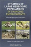 image of Dynamics of Large Herbivore Populations in Changing Environments