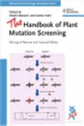 image of Handbook of Plant Mutation Screening, The: Mining of Natural and Induced Alleles