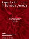 image of Reproduction in Domestic Animals