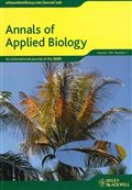 image of Annals of Applied Biology