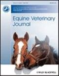 image of Equine Veterinary Journal