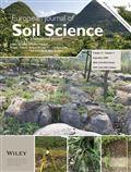 image of European Journal of Soil Science