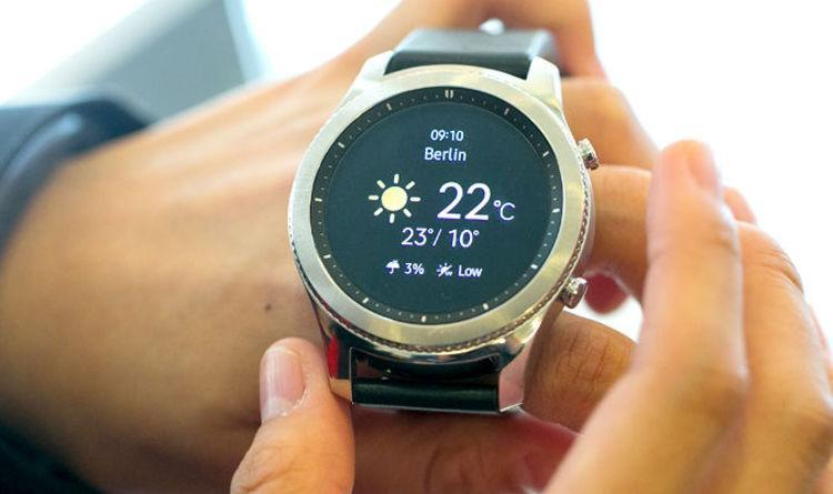 Samsung Gear S3 - The worst version of this smartwatch costs more than an Apple Watch