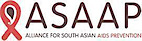 Alliance for South Asian AIDS Prevention logo