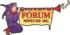 Image result for FORUM NOVELTIES LOGO